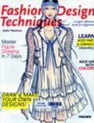 Fashion design techniques