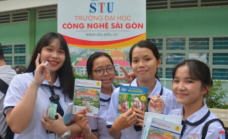 STU tuyển sinh đại học chính quy bằng 4 phương thức