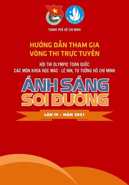 Hội thi Olympic toàn quốc các môn khoa học Mác - Lê- nin, Tư tưởng Hồ Chí Minh