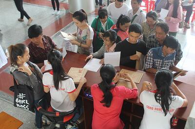 Trường Đại học Công nghệ Sài Gòn trả kết quả xét tuyển nguyện vọng bổ sung