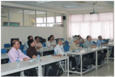 Hội Nghị Khoa Học Khoa