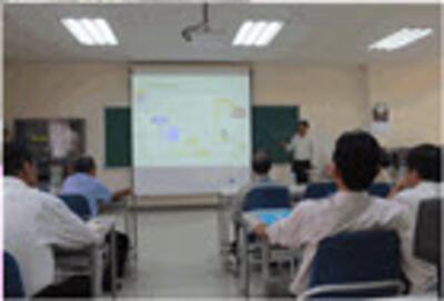 Các Giảng viên & Sinh viên đăng ký đề tài NCKH