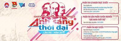"""HỘI THI """"ÁNH SÁNG THỜI ĐẠI"""" LẦN VIII - NĂM 2018"""