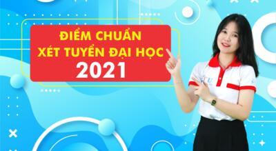 STU công bố điểm chuẩn trúng tuyển đối với phương thức Xét tuyển bằng kết quả thi tốt nghiệp THPT 2021 đợt 1 tuyển sinh Đại học.