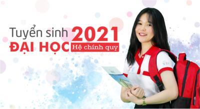 STU tuyển sinh đại học chính quy 2021 (Mã trường: DSG).