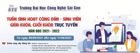 Tổ chức Tuần sinh hoạt công dân - Sinh viên giữa khóa, cuối khóa năm học 2021-2022