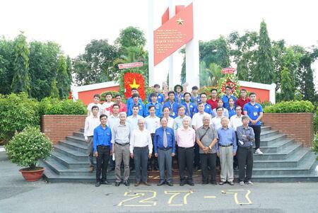 Kỷ niệm 73 năm ngày Thương Binh Liệt Sĩ (27/7/1943 - 27/7/2020)