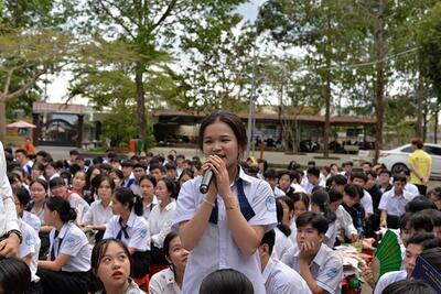 STU tham gia chương trình tư vấn Hướng nghiệp - Tuyển sinh tại Đồng Nai