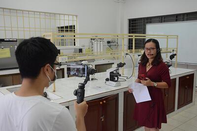STU giảng dạy trực tuyến từ ngày 22 - 28/02/2012