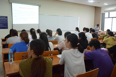 STU thông báo học tập trung kể từ ngày 01/03/2021