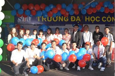 STU tham gia Ngày Hội tư vấn Tuyển sinh - Hướng nghiệp tại Đại học Cần Thơ.