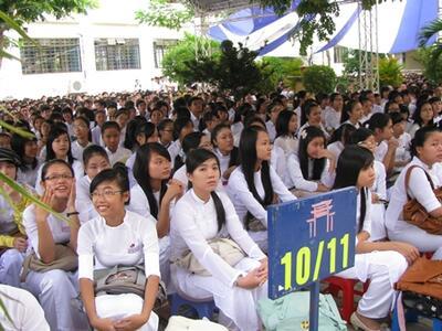 Đại Học Công Nghệ Sài Gòn Xây Dựng Thương Hiệu Bằng Nội Lực