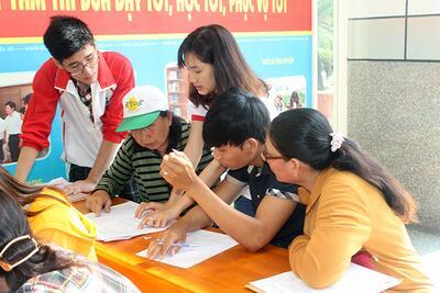 Trường ĐH Công Nghệ Sài Gòn kết thúc xét tuyển NV1