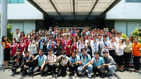 Chương trình tham quan thực tế doanh nghiệp FPT Telecom của Sinh viên STU