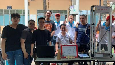 Ngành Cơ Điện Tử Tham Gia Tư Vấn Hướng Nghiệp Tại ĐH Bách Khoa Tp Hồ Chí Minh
