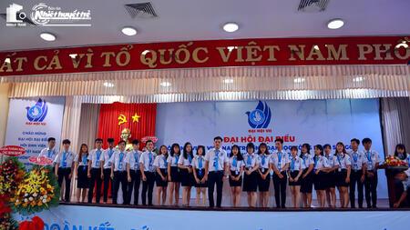 Đại hội Đại biểu Hội Sinh Viên trường Đại học Công nghệ Sài Gòn nhiệm kỳ VII, 2020 - 2023