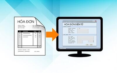 Thông báo áp dụng hóa đơn điện tử thay thế hóa đơn giấy