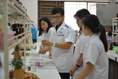 Lecturers' scientific research