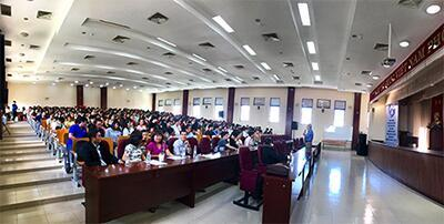 The seminar with topic