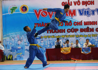Vovinam Martial Art Club
