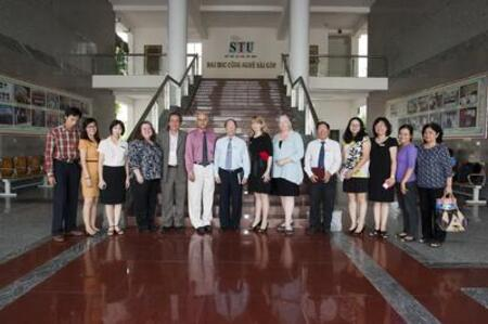 International Union of Food Science & Technology (IUFoST) evaluated the training program of the Food Technology Faculty