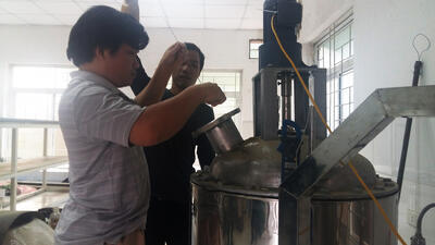 Production of bioethanol from brackish algae chaetomorpha sp. in mekong delta region