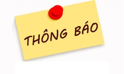 Thông báo tham gia Hội thi Sáng tạo kỹ thuật TP. Hồ Chí Minh lần thứ 26 (2019-2020)