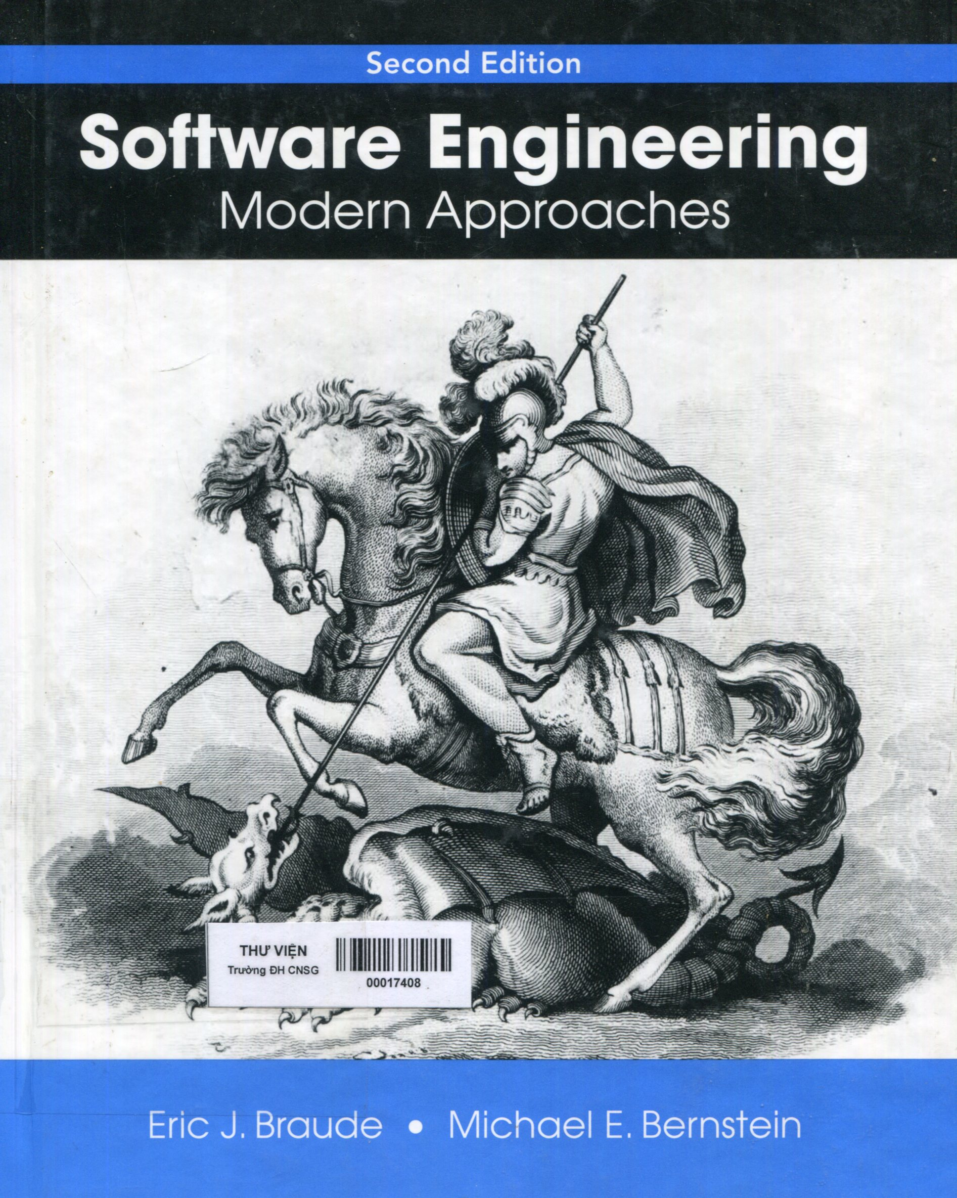 Software engineering : modern approaches
