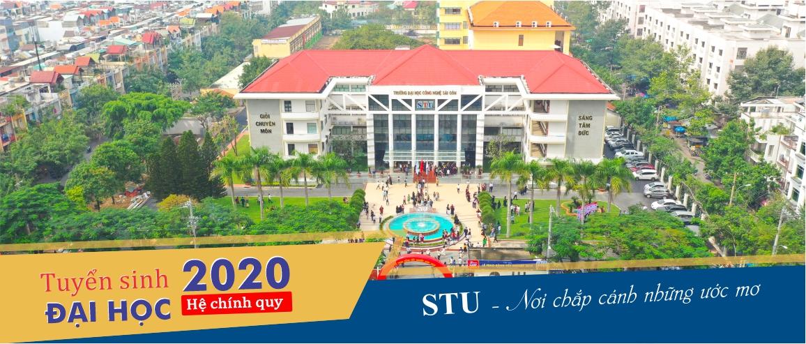Tuyển Sinh Đại Học Chính Quy 2020