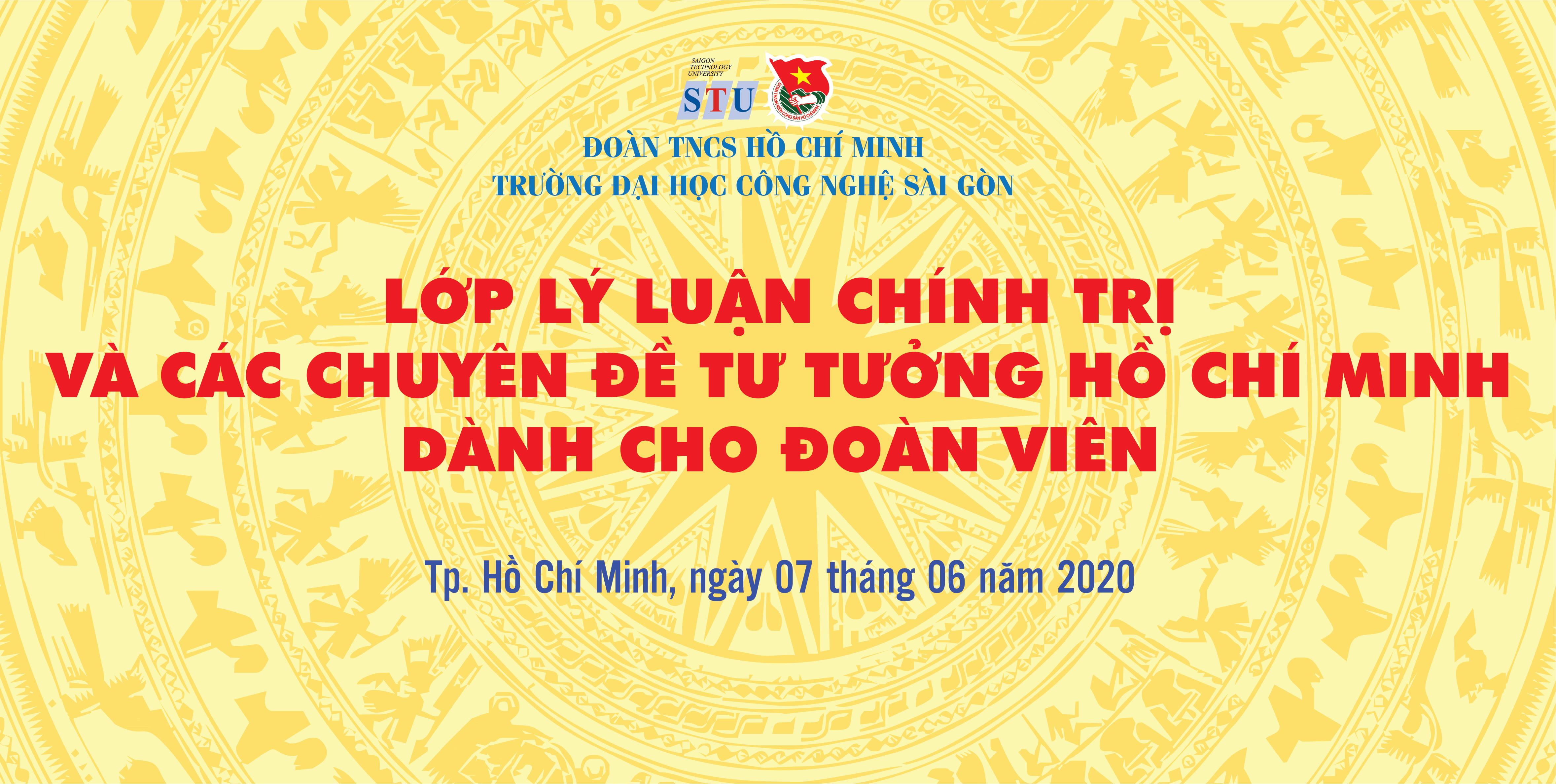 Lớp Học 4 Bài Lý Luận Chính Trị Năm 2020 Trường Đại Học Công Nghệ Sài Gòn